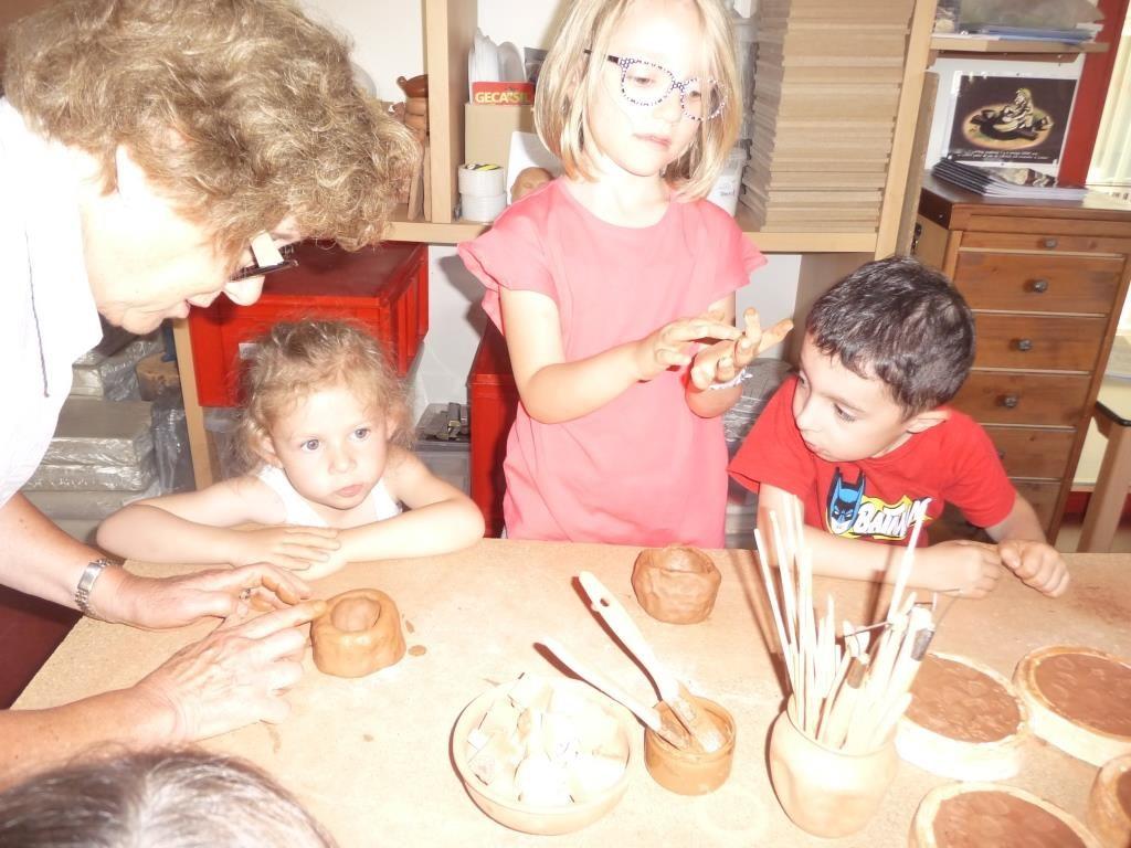 Atelier poterie