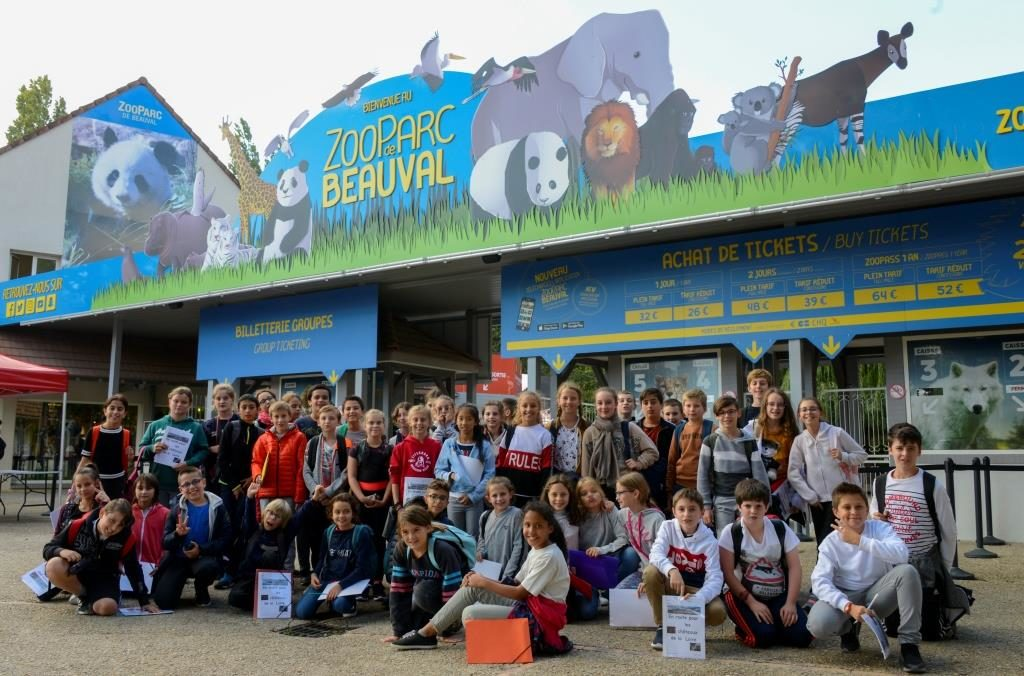Zoo beauval