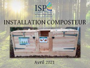 Installation composteur